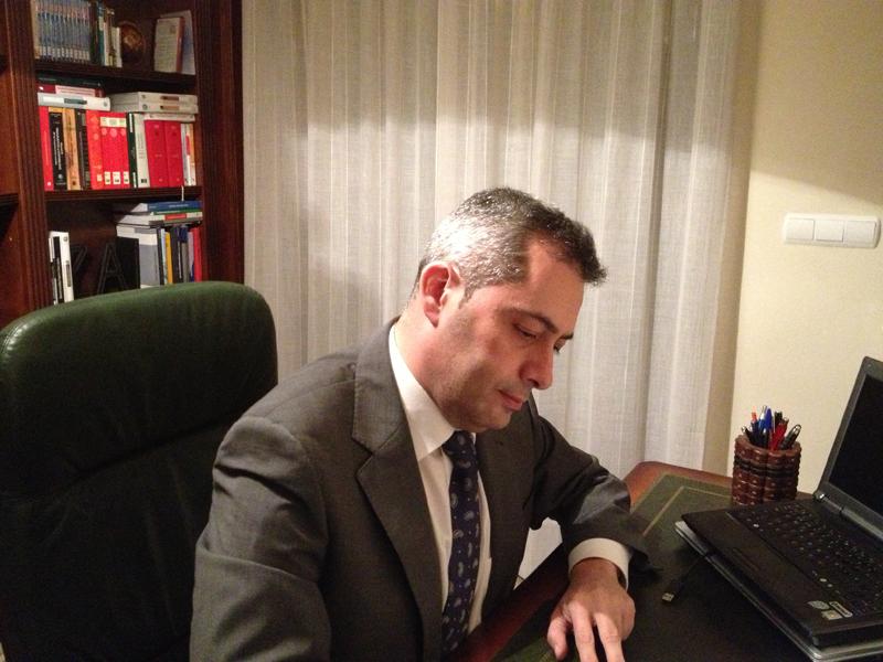 Crespín García , economista Córdoba